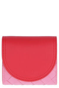 Intrecciato Nappa wallet, Wallets Bottega Veneta woman