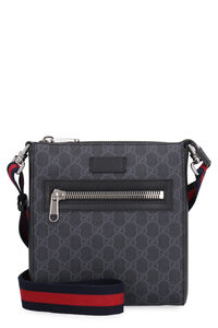 GG supreme crossbody bag, Messenger bags Gucci man