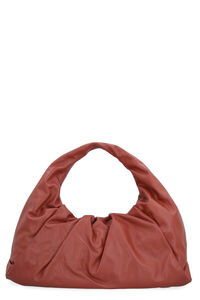 The Shoulder Pouch in pelle, Tote Bottega Veneta woman