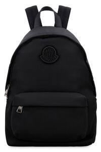 Pierrick backpack with logo, Backpack Moncler man