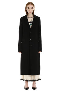 Wool long coat, Long Lenght Coats Bottega Veneta woman