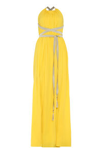 Orde silk dress, Gowns & Evening dresses Max Mara woman