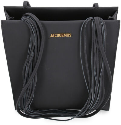 A4 leather tote