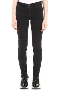 Decorative stars jeans, Skinny Leg Jeans Stella McCartney woman
