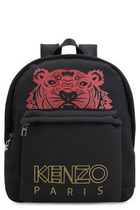 Printed neoprene backpack, Backpack Kenzo man