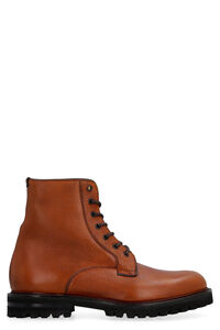 Coalport 2 leather lace-up boots, What's new Church's man