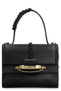 The Story leather bag, Top handle Alexander McQueen woman