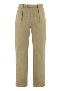Cotton Chino trousers, Chinos Gucci man