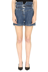 Lora denim shorts, Denim Shorts Pinko woman