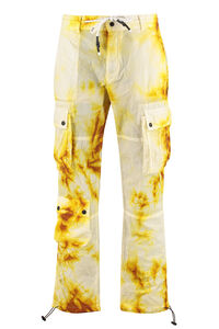 Tie-Dye cargo trousers, Casual trousers Palm Angels man