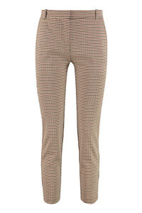 Bello 90 houndstooth check trousers, Trousers suits Pinko woman