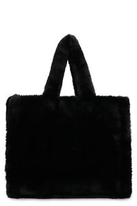 Tote bag Lola in ecopelliccia, Tote Stand Studio woman