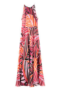 Printed chiffon dress, Printed dresses Emilio Pucci woman