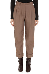 Boyfriend trousers, Trousers suits Hebe Studio woman