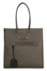 The Tall Story leather bag, Tote bags Alexander McQueen woman