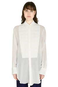 Long-sleeved silk shirt, Shirts Bottega Veneta woman