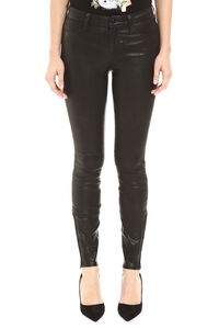 Leather trousers, Leather pants J Brand woman