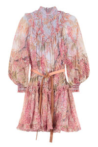 Printed silk dress, Printed dresses Zimmermann woman