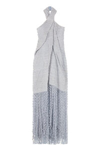 Cortese fringed tweed dress, Mini dresses Jacquemus woman