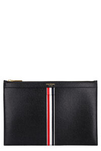 Leather iPad cover, Tech accessories Thom Browne man