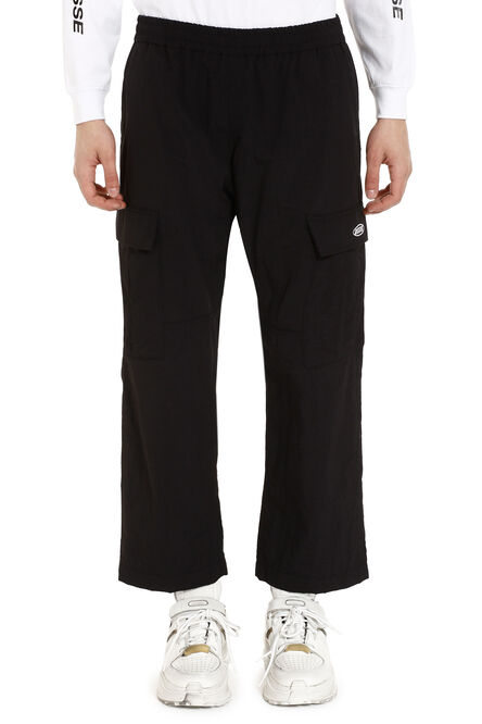 Nylon cargo pants, Casual trousers MSGM man