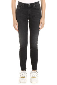 Leggy 5-pocket jeans, Straight Leg Jeans Golden Goose woman