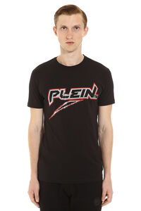 Printed cotton t-shirt, Short sleeve t-shirts Philipp Plein man