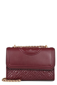 Fleming leather crossbody bag, Shoulderbag Tory Burch woman