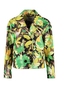 Cotton drill jacket, Casual Jackets Fendi woman