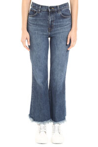 Julia high-rise bootcut jeans, Flared Jeans J Brand woman