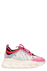 Sneakers oversize Chain Reaction, Sneakers basse Versace woman