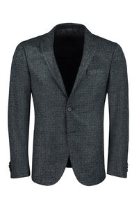 Norwin4-J single-breasted blazer, Single breasted blazers BOSS man