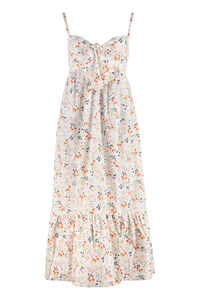 Printed cotton dress, Printed dresses L'Autre Chose woman
