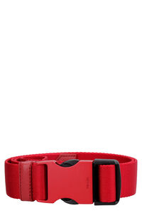 Fabric belt, Belts Prada man