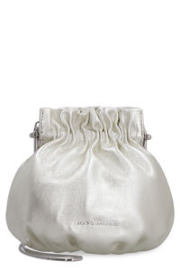 The Soiree metallic leather mini-bag, Clutch Marc Jacobs woman