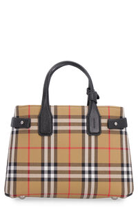 The Banner Vintage check handbag, Top handle Burberry woman