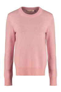 Cashmere sweater, Crew neck sweaters Tory Burch woman