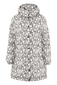 Gaou hooded printed down jacket, Down Jackets Moncler woman