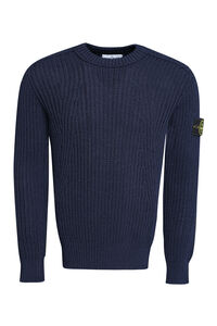 Cotton blend sweater, Crew necks sweaters Stone Island man