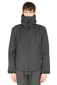 Hooded windbreaker, Raincoats And Windbreaker Bottega Veneta man