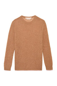 Alpaca blend sweater, Crew neck sweaters Marni woman