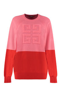 Cashmere sweater, Crew neck sweaters Givenchy woman