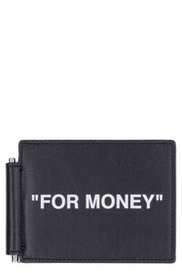Leather wallet, Wallets Off-White man