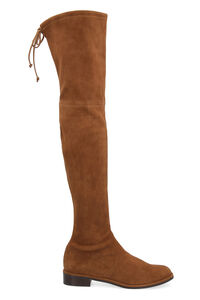 Lowland suede boots, Over-the-knee Boots Stuart Weitzman woman