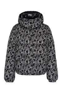 Daos printed nylon down jacket, Down Jackets Moncler woman