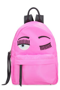 Flirting technical fabric backpack, Backpack Chiara Ferragni Collection woman