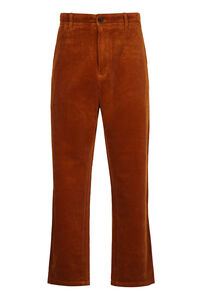 Menson corduroy trousers, Casual trousers Carhartt man