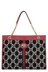 Rajah tweed tote bag, Tote bags Gucci woman
