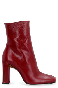 Elliot leather ankle boots, Ankle Boots BY FAR woman