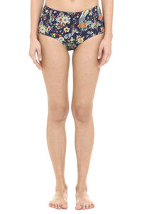 Printed bikini hipster, Bikini Bottoms Tory Burch woman